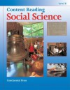 Social Science: Content Reading: Social Science, Level E - 5th Grade - continental press