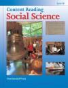 Social Science: Content Reading: Social Science, Level E - 5th Grade - continental press