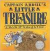 Captain Abdul's Little Treasure with CD - Colin McNaughton