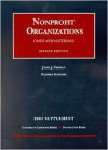2003 Supplement to Nonprofit Organizations (University Casebook) - James J. Fishman, Stephen Schwarz