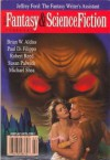The Magazine of Fantasy & Science Fiction, February 2000 - Gordon Van Gelder, Paul Di Filippo, Robert Reed, Michael Shea, Susan Patrick, Brian W. Aldiss
