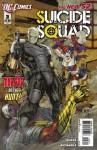 Suicide Squad New 52 #3 - Adam Glass