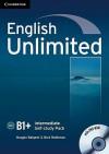 English Unlimited Intermediate Self-Study Pack (Workbook with DVD-ROM) - Maggie Baigent, Nick Robinson