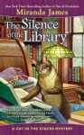 The Silence of the Library - Miranda James