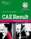 Cae Result Workbook No Key Pack - Kathy Gude