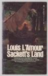 Sacketts Land #1 (Mass Market) - Louis L'Amour