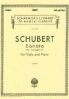 Sonata Per Arpeggione: Viola and Piano - Franz Schubert, Paul Doktor
