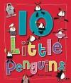 10 Little Penguins (Board Book) - Kate Toms