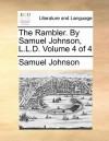 The Rambler, Vol. 4 - Samuel Johnson