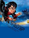 Harry Potter Coloring Book: For Kid's Ages 4 to 10 Years Old - NOT A BOOK