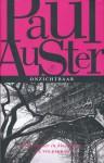 Onzichtbaar - Paul Auster, Ronald Vlek