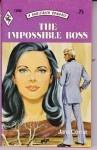 The Impossible Boss - Jane Corrie