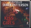 Kiss the Girls by James Patterson Unabridged CD Audiobook (Alex Cross Series, Book 2) - James Patterson