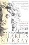 Human Accomplishment - Charles Murray