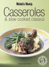 "Casseroles And Slow Cooked Classics ( "" Australian Women's Weekly "" ) - Susan Tomnay"