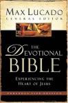 Lucado Devotional Bible-NCV - Max Lucado