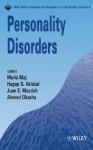 Personality Disorders - Mario Maj, Hagop S. Akiskal, Juan E. Mezzich, Ahmed Okasha