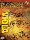 The World's Most Famous Melodies [With CD] - Donald Sosin