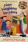 New Neighbors for Nora - Johanna Hurwitz, Debbie Tilley