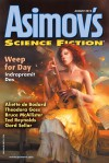 Asimov's Science Fiction Magazine - Sheila Williams