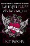 Marked - 'Kit Rocha',  'Lauren Dane',  'Vivian Arend'