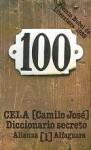 Diccionario secreto 1 - Camilo José Cela