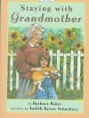 Staying with Grandmother - Barbara Baker