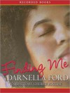 Finding Me (MP3 Book) - Darnella Ford, Cherise Boothe