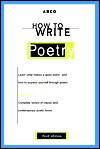 How to Write Poetry - Nancy Bogen, Laurie E. Rozakis