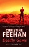 Deadly Game: The GhostWalkers Series: Book Five - Christine Feehan
