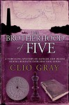The Brotherhood of Five - Clio Gray