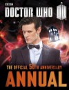 Doctor Who: Official 50th Anniversary Annual - BBC Children's Books