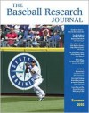 The Baseball Research Journal (BRJ), Volume 39 #1 - Society for American Baseball Research (SABR)