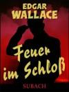 Feuer im Schloß (German Edition) - Edgar Wallace, Eckhard Henkel, Ravi Ravendro