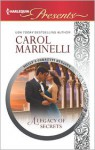 A Legacy of Secrets - Carol Marinelli