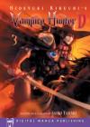 Hideyuki Kikuchi's Vampire Hunter D, Volume 03 - Part 1 of 2 - Saiko Takaki, Hideyuki Kikuchi
