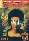 Nowa Fantastyka 169 (10/1996) - J.R.R. Tolkien, Joe William Haldeman, Paweł Solski, John Brosnan