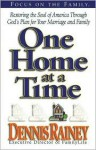 One Home at a Time - Dennis Rainey, Howard G. Hendricks