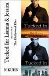 Tucked in: Lianna & Jessica - N. Kuhn