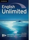 English Unlimited Intermediate Class Audio CDs (3) - David Rea, Theresa Clementson, Alex Tilbury