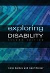 Exploring Disability - Colin Barnes, Geof Mercer