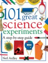 101 Great Science Experiments (hardback) - Neil Ardley
