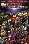 Transformers: More Than Meets the Eye #17 - James Roberts, Alex Milne, Sean Chen