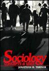 Sociology: Concepts and Uses - Jonathan H. Turner