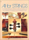 All for Strings: Comprehensive String Method Viola Book 1 - Robert S. Frost, Gerald E. Anderson