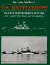 U.S. Battleships: An Illustrated Design History - Norman Friedman