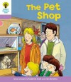The Pet Shop - Roderick Hunt, Alex Brychta