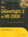 Pro Silverlight 2 in VB 2008 - Matthew MacDonald