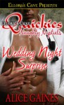 Wedding Night Surprise - Alice Gaines