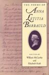 The Poems of Anna Letitia Barbauld - Anna Letitia Barbauld, William McCarthy, Elizabeth Kraft